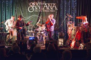 Soul of Santana @ Centrepiece Church, Bank St, Ashford