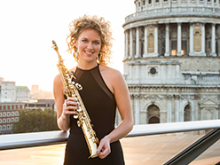 WOW London: Screen and Sax II – Hannah Marcinowicz @ Kings Place | England | United Kingdom