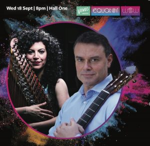 Women of the World: Maya Youssef and Craig Ogden Strings Attached @ Kings Place