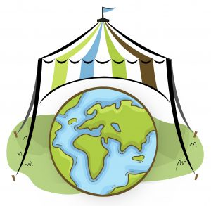 World in a Tent @ Ashford